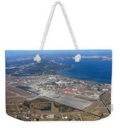 Aerial View Of Tampa And St. Petersburg Weekender Tote Bag