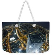 Aerial View Of Tel Aviv Weekender Tote Bag