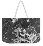 Aerial View Of U.s. Capitol Weekender Tote Bag