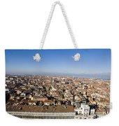 Aerial View Of Venice Weekender Tote Bag