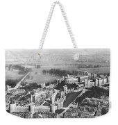 Aerial View Of Windsor Castle. Weekender Tote Bag