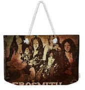 Aerosmith - Back In The Saddle Weekender Tote Bag
