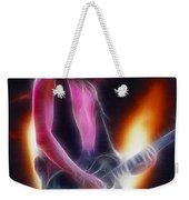 Aerosmith-joe-94-gb26a-fractal Weekender Tote Bag