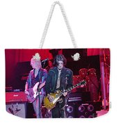 Aerosmith-joe Perry-00019-1 Weekender Tote Bag