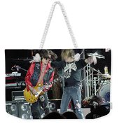 Aerosmith - Joe Perry -dsc00182-2-1 Weekender Tote Bag