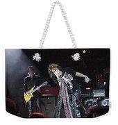 Aerosmith-steven Tyler-00160 Weekender Tote Bag
