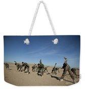 Afghan National Army Commandos Weekender Tote Bag