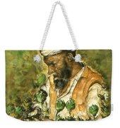 Afghani Harvest - Watercolor Weekender Tote Bag