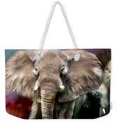Africa - Protection Weekender Tote Bag