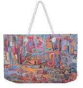 Africa-oppression Weekender Tote Bag