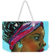 African American 5 Weekender Tote Bag