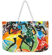 African Dancers No. 3 Weekender Tote Bag