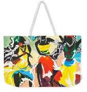 African Dancers No. 4 Weekender Tote Bag