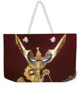 African Devil Mantis Weekender Tote Bag