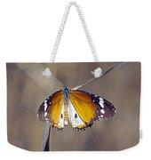 African Monarch Butterfly Weekender Tote Bag