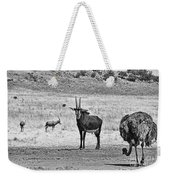 African Plains Weekender Tote Bag