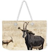 African Plains V2 Weekender Tote Bag