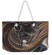 African Spirits I Weekender Tote Bag by Ricardo Chavez-Mendez