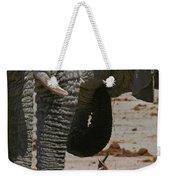 African Waterhole Weekender Tote Bag