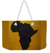 Afrika Weekender Tote Bag