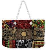 Afroecletic II Weekender Tote Bag