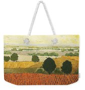 After Harvest Weekender Tote Bag