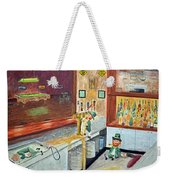 After Hours Party Weekender Tote Bag