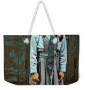 After School Pose Weekender Tote Bag