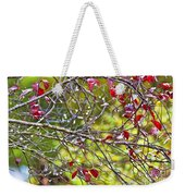 After The Autumn Rain 2 - Digital Paint Weekender Tote Bag