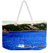 After The Catch Weekender Tote Bag