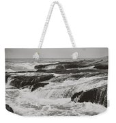 After The Crash Weekender Tote Bag by Laurie Search