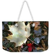 After The Frost Weekender Tote Bag