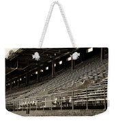 After The Game - Franklin Field Philadelphia Weekender Tote Bag by Bill Cannon