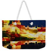 After The Icebergs Melt Weekender Tote Bag