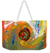 After The Masterpiece Weekender Tote Bag by Barbara McMahon