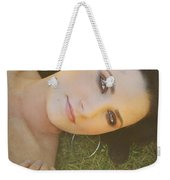 After The Picnic Weekender Tote Bag by Laurie Search