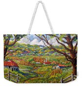 After The Rain By Prankearts Weekender Tote Bag