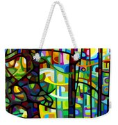 After The Rain Weekender Tote Bag by Mandy Budan