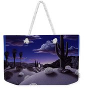 After The Rain Weekender Tote Bag by Snake Jagger