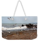 After The Spring Thaw Weekender Tote Bag