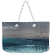 After The Storm- Abstract Beach Landscape Weekender Tote Bag