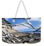 After The Storm Gaviota Weekender Tote Bag