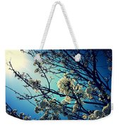 After The Storm In Blue Weekender Tote Bag