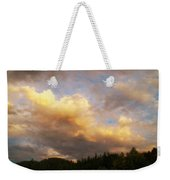 After The Storm -  Lake Arrowhead Weekender Tote Bag