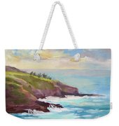 After The Storm Maui Weekender Tote Bag