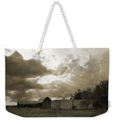 After The Storm On The Farm Weekender Tote Bag