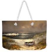 After The Storm Passed Weekender Tote Bag
