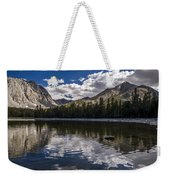 Afternoon At Dorothy Lake Weekender Tote Bag