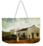 Afternoon At Lone Tree Ranch Weekender Tote Bag