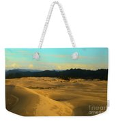 Afternoon At Oregon Dunes Weekender Tote Bag